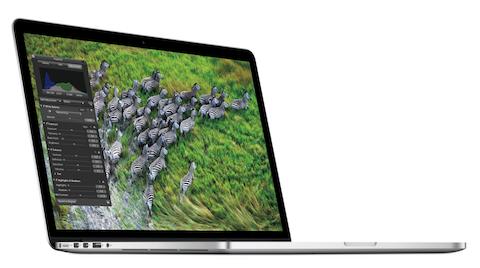 MacBook Pro Retina Display — впечатления первой недели